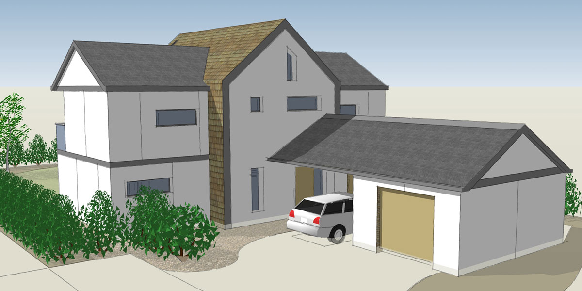 Abbeydale new build sketch