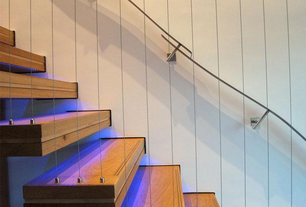 highfield bespoke staircase