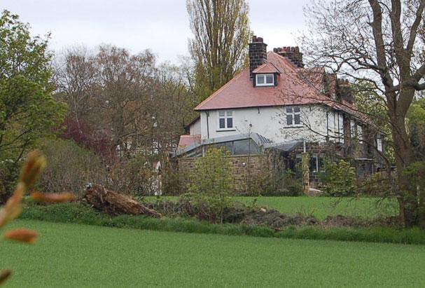 Nethway garden