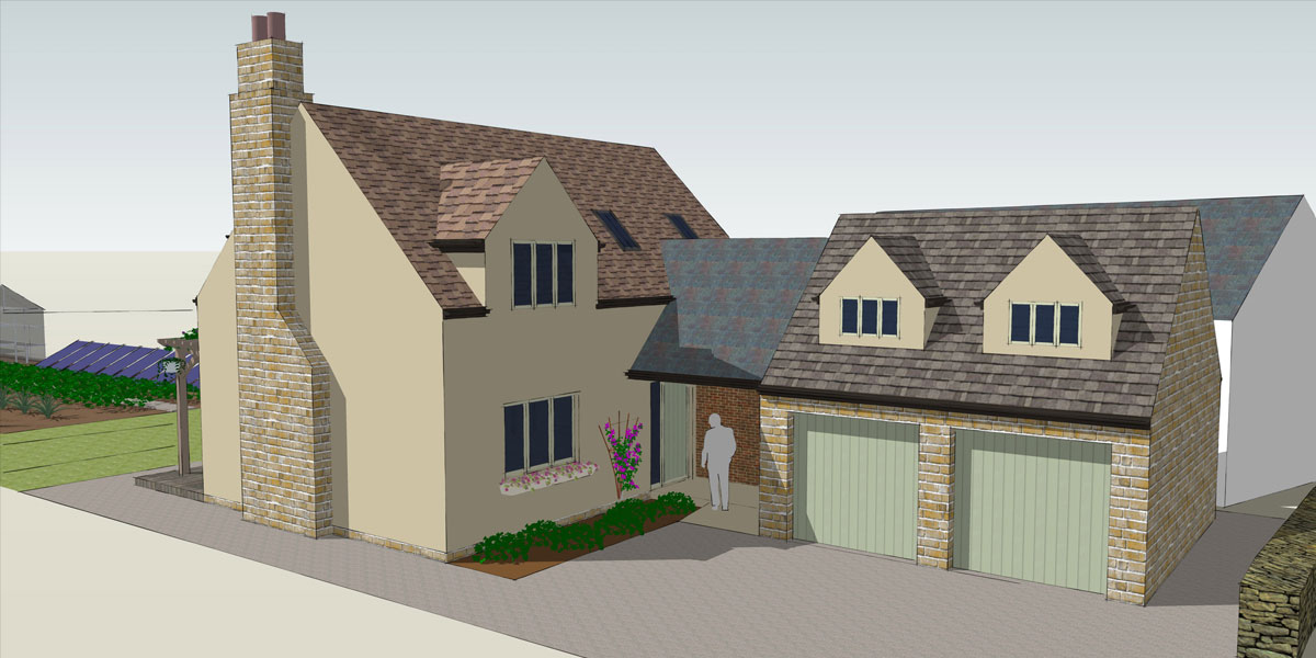Pilley New Build bespoke homes