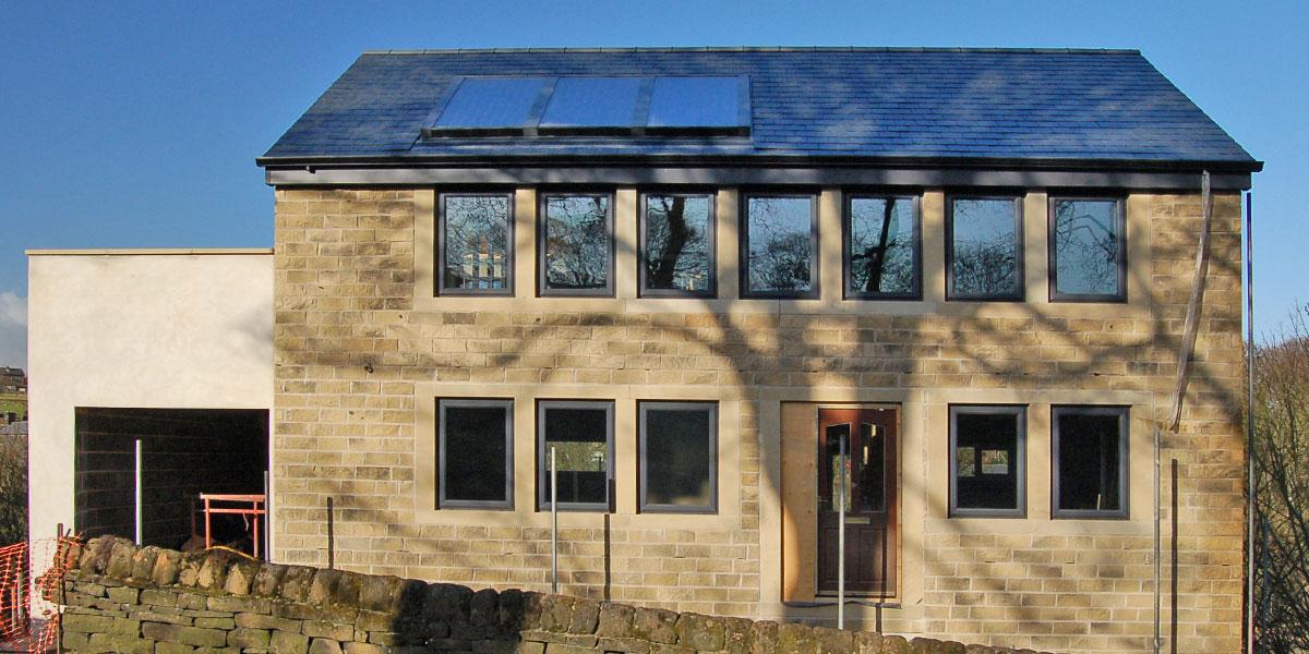 5 Rockside Road bespoke design new build propery