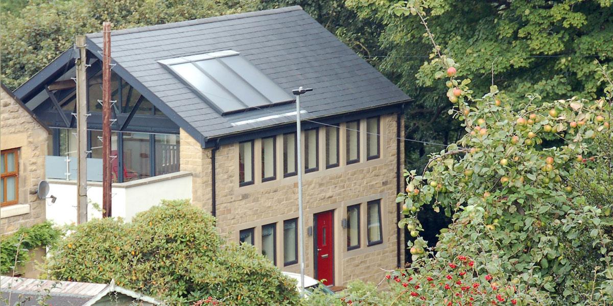 5 Rockside Road completed bespoke design new build propery