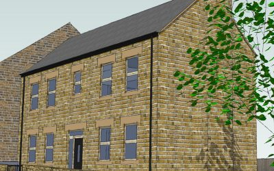 Planning Approval – New Dwelling High Street Silkstone